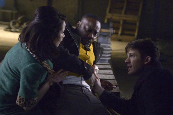 Timeless TV show on NBC: canceled or season 2
