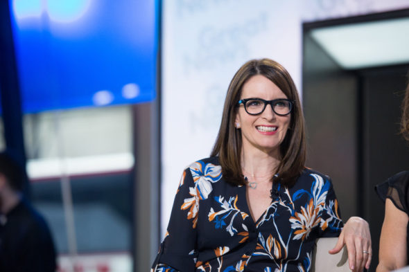 Tina Fey to guest star in the Great News TV show on NBC: season 2 (canceled or renewed?)