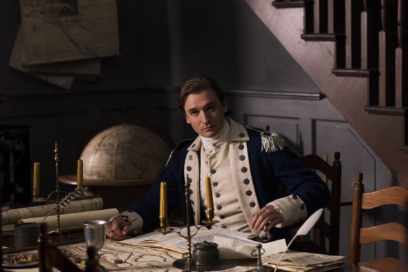 Turn: Washington's Spies TV show on AMC: season 4, no season 5 (canceled or renewed?)