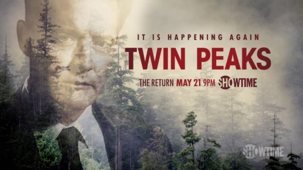 Twin Peaks TV show on Showtime: season 3 ratings (canceled or season 4?)