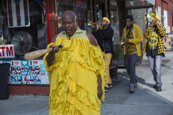 Unbreakable Kimmy Schmidt TV show on Netflix: season 3 (canceled or renewed for season 4?)