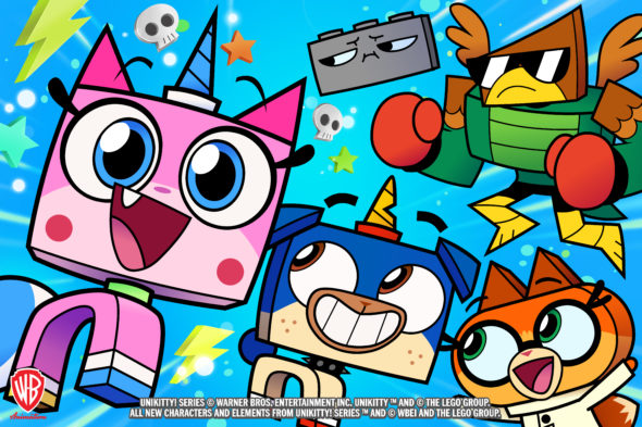 Unikitty: Cartoon Network Orders New Series Based on Lego
