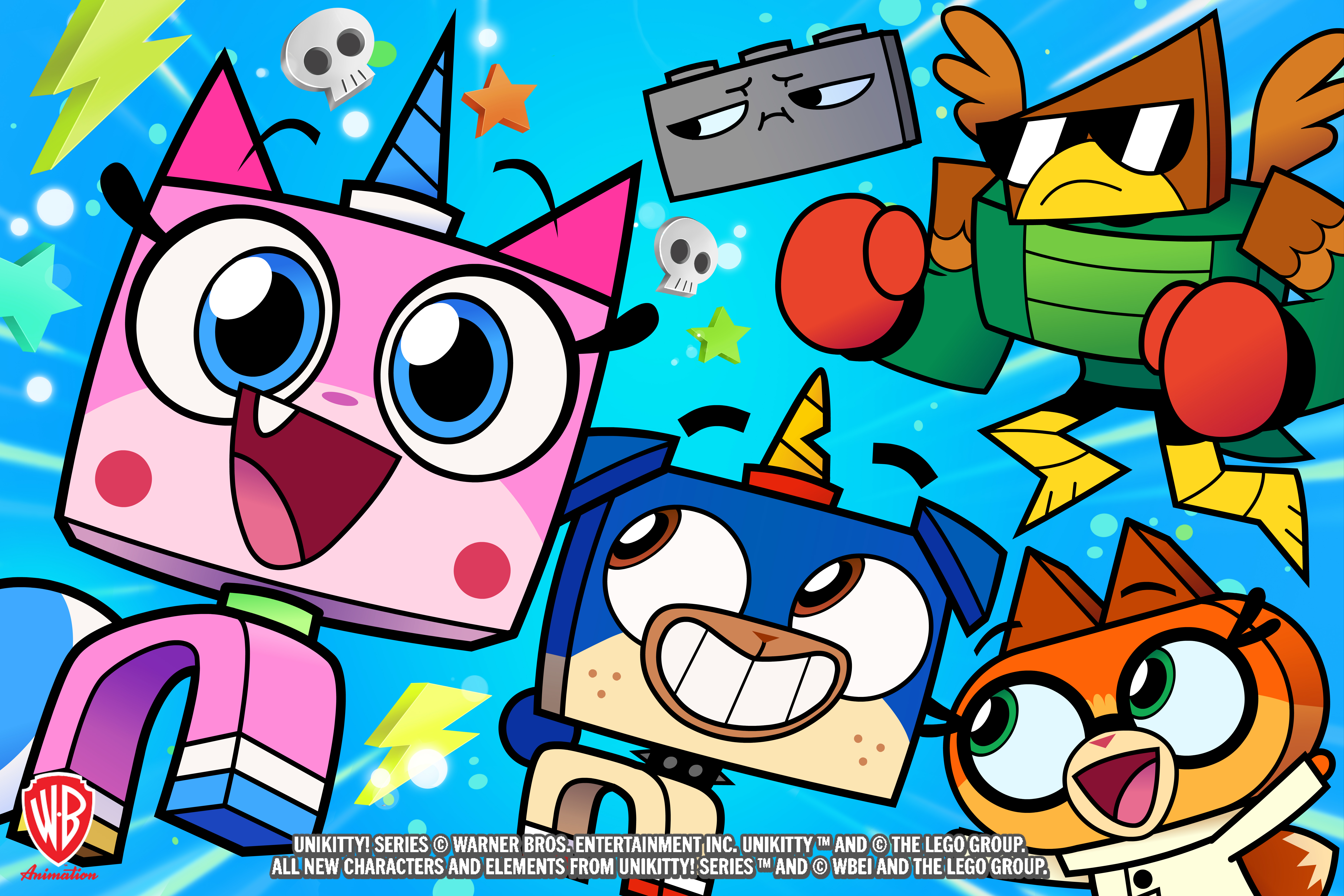 Unikitty Cartoon Network Orders New Series Based On Lego
