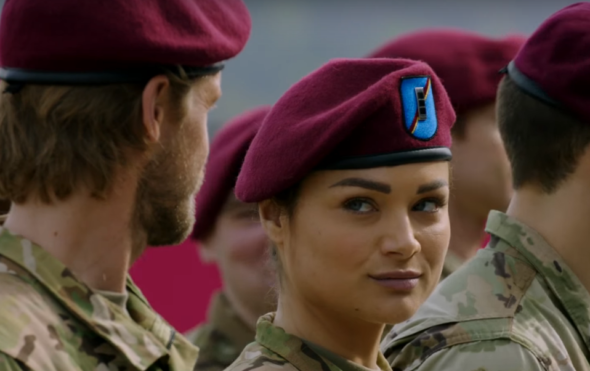Valor TV show on the CW: (canceled or renewed?)