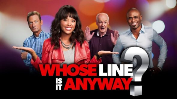 Whose Line Is It Anyway On The Cw Canceled Or Season 14