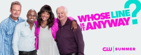 Whose Line Is It Anyway TV show on The CW: season 13 ratings (canceled or season 14?)