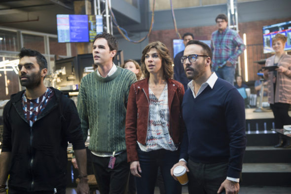 Wisdom of the Crowd TV show on CBS (canceled or renewed?)