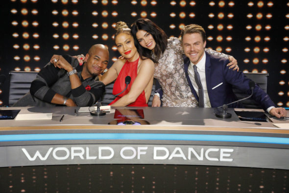 World of Dance TV Show: canceled or renewed?