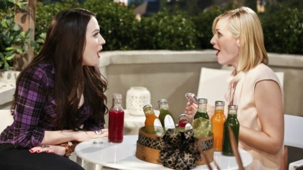 2 Broke Girls TV Show on CBS: season 6 viewer voting (episode ratings)