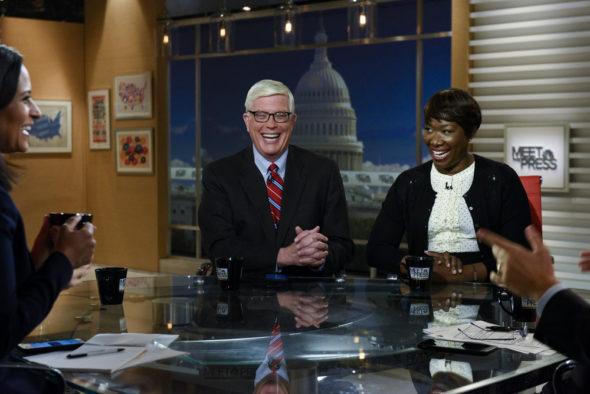 Hugh Hewitt to host Saturday Mornings on MSNBC (canceled or renewed?)