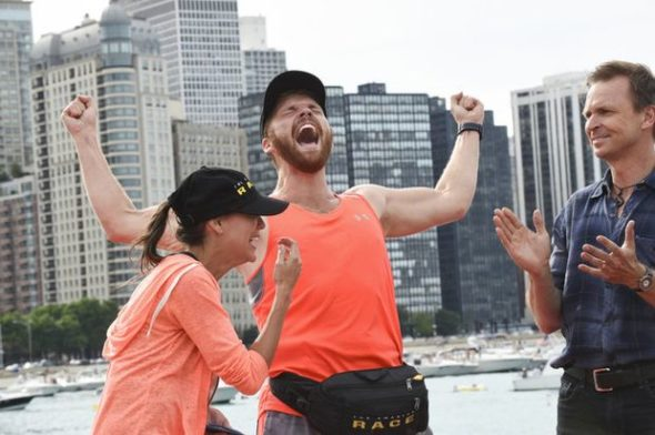 The Amazing Race TV show on CBS: season 29 viewer voting (episode ratings)