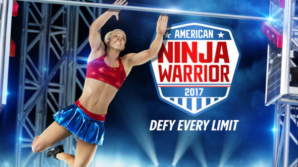 American Ninja Warrior TV show on NBC: canceled or season 10? (release date)