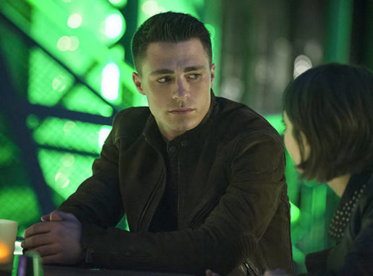 Arrow TV show on The CW: (canceled or renewed?)
