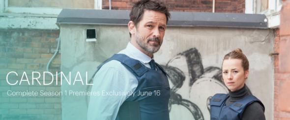 Cardinal TV show on Hulu: season 1 (canceled or renewed?)
