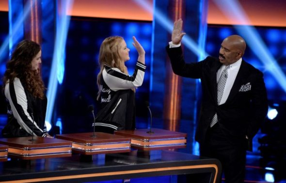 Celebrity Family Feud TV Show: canceled or renewed?