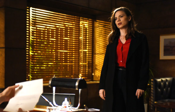 Conviction TV show on ABC: season 1 viewer voting (rate each episode)