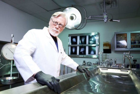 The Coroner: I Speak for the Dead TV show on Investigation Discovery: (canceled or renewed?)