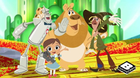 Dorothy and the Wizard of Oz TV show on Boomerang: (canceled or renewed?)