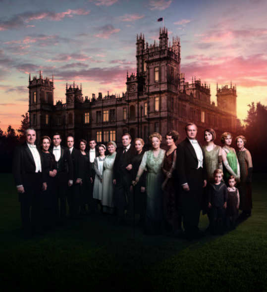 Downton Abbey follow-up movie; Downton Abbey TV show on PBS: no season 7 (canceled or renewed?)