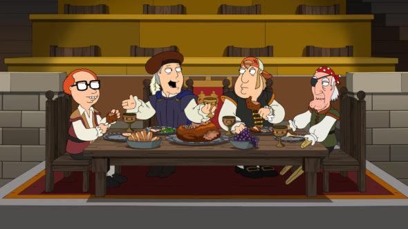 Family Guy TV Show: canceled or renewed?