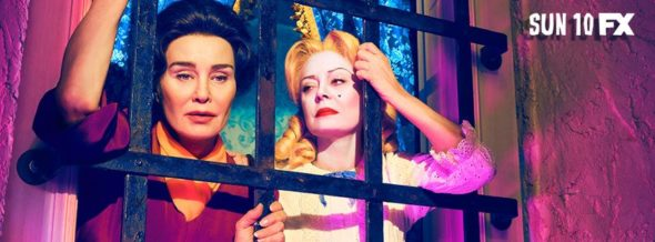 Feud TV show on FX: ratings (cancel or season 2?)