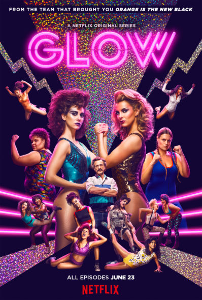 Glow TV show on Netflix: canceled or renewed?