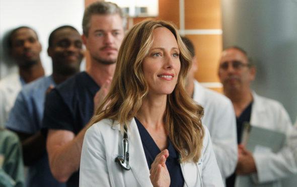 Grey\'s Anatomy: Season 15; Kim Raver Returning as a Series Regular ...