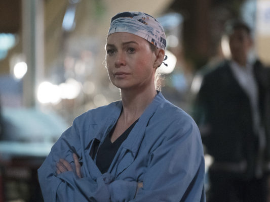 Gray anatomy tv show