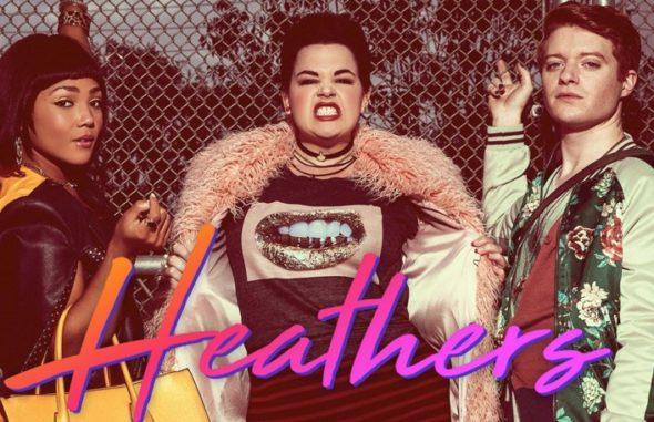 Heathers TV Show: canceled or renewed?