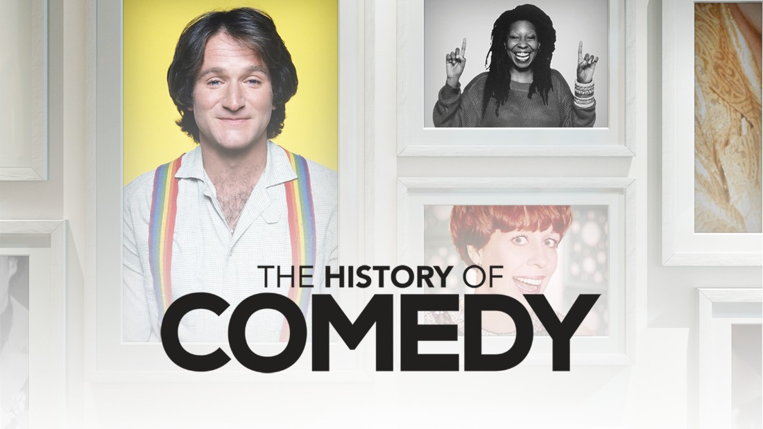 the history of comedy season two renewal cnn sets july premiere date canceled tv shows tv. Black Bedroom Furniture Sets. Home Design Ideas