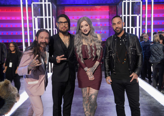 Ink Master TV show on Spike: (canceled or renewed?)