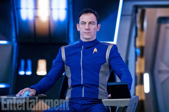 Jason Isaacs as Captain Gabriel Lorca; Star Trek: Discovery TV Show on CBS All Access: season 1 (canceled or renewed?)