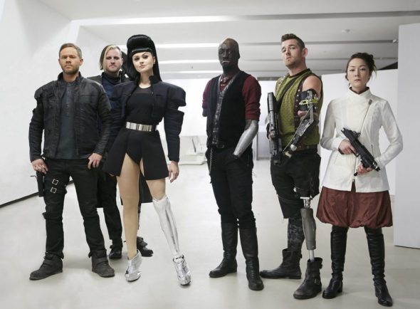 Killjoys TV show on Syfy: canceled or season 4? (release date); The television vulture is watching Killjoys