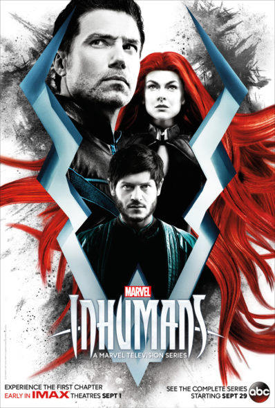 Marvel's Inhumans TV show on ABC: season 1 release date (canceled or renewed?)