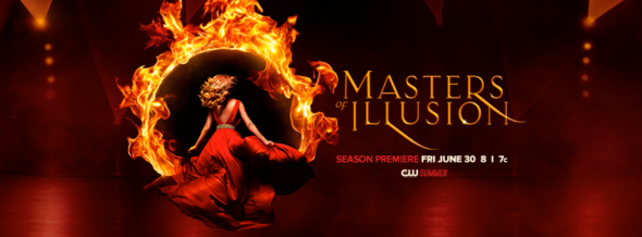 Masters of Illusion TV show on The CW: season 7 ratings (canceled or season 8 renewal?)