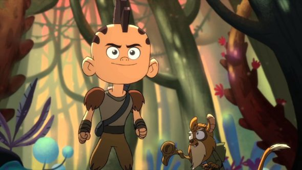 Niko and the Sword of Light: Amazon Animated Series Launches