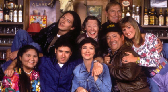 Northern Exposure TV show on CBS: (canceled or renewed?)