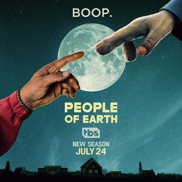 People of Earth TV show on TBS: season 2 premiere (canceled or renewed?)