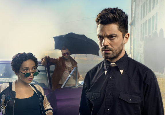 Preacher TV show on AMC: canceled or season 3? (release date)