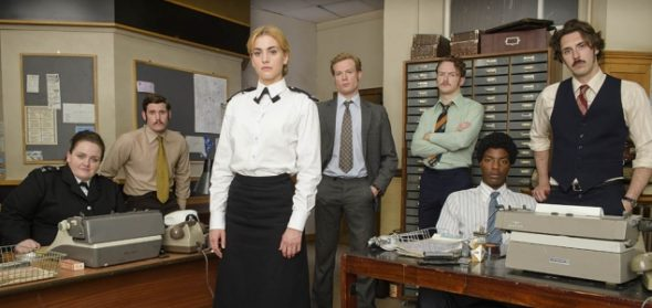Prime Suspect: Tennison TV show on PBS and ITV: canceled, no season 2 (canceled or renewed?)