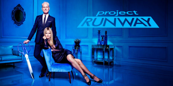 Project Runway TV show on Lifetime: (canceled or renewed?)