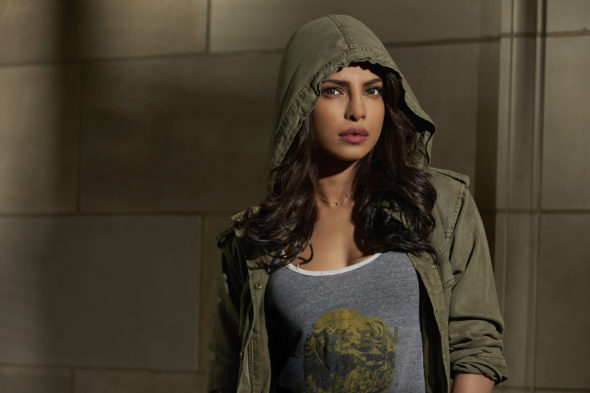 Quantico TV show on ABC: season 2 viewer voting (episode ratings)