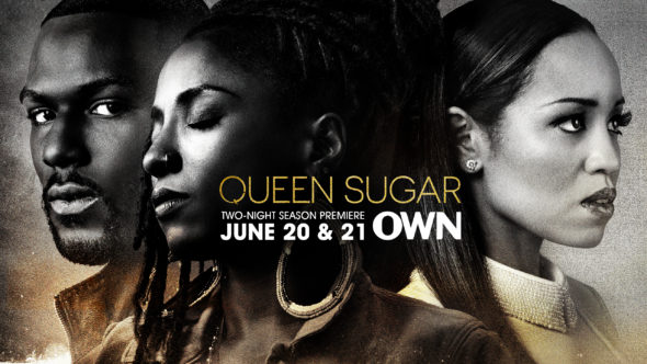 Queen Sugar TV show on OWN: season 2 ratings (canceled or renewed for season 3?)