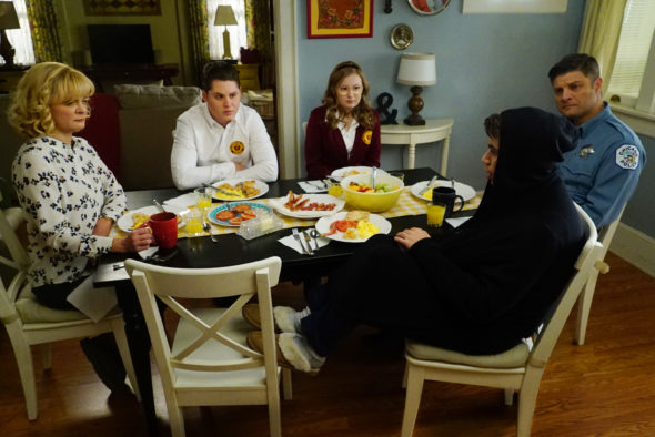 The Real O'Neals TV show on ABC: season 2 viewer voting (episode ratings)