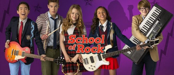 School of Rock TV show on Nickelodeon: canceled or renewed?