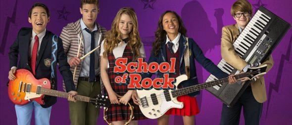 School of Rock TV show on Nickelodeon: canceled or renewed?