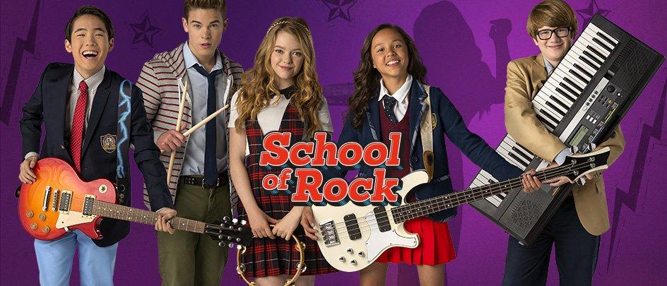 School Of Rock Serie