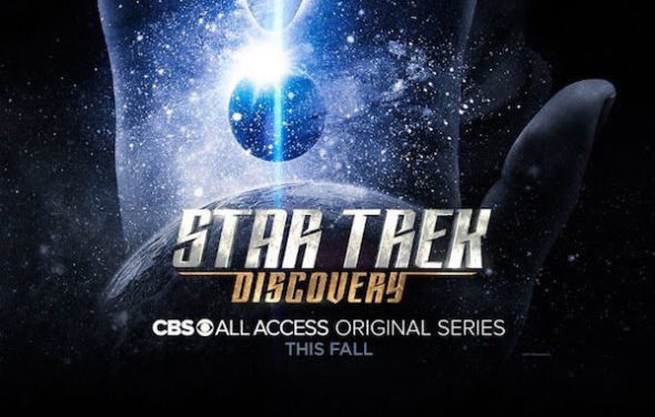 CBS All Access Has Put Out A First Look At Jason Isaacs As Captain Gabriel Lorca In Its Upcoming Star Trek Discovery TV Show