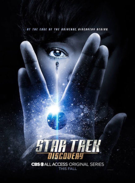 Star Trek: Discovery TV Show on CBS All Access: Season 1 premiere date (canceled or renewed?); Star Trek: Discovery: Release Date