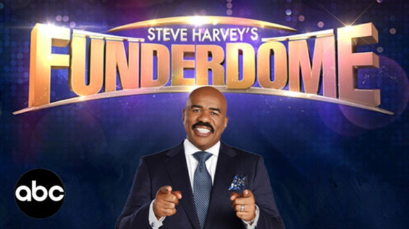 Steve Harvey's Funderdome TV show on ABC: season 1 ratings (canceled or season 2?)